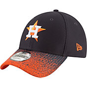 New Era Youth Houston Astros 9Forty Visor Blur Adjustable Hat