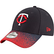 New Era Youth Minnesota Twins 9Forty Visor Blur Adjustable Hat