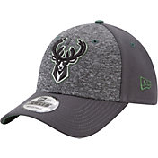 New Era Youth Milwaukee Bucks 9Forty Adjustable Hat