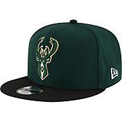 New Era Youth Milwaukee Bucks 9Fifty Adjustable Snapback Hat