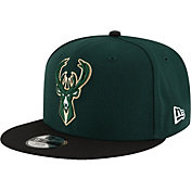 New Era Youth Milwaukee Bucks 9Fifty Adjustable Snapback Hat
