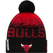 New Era Youth Chicago Bulls Knit Hat