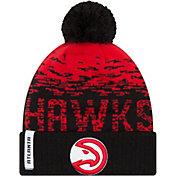 New Era Youth Atlanta Hawks Knit Hat