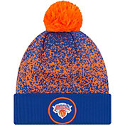 New Era Youth New York Knicks On-Court Knit Hat