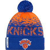 New Era Youth New York Knicks Knit Hat