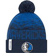 New Era Youth Dallas Mavericks Knit Hat