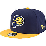 New Era Youth Indiana Pacers 9Fifty Adjustable Snapback Hat