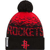 New Era Youth Houston Rockets Knit Hat