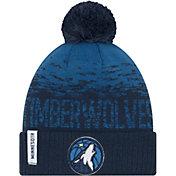 New Era Youth Minnesota Timberwolves Knit Hat