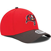 New Era Toddler Tampa Bay Buccaneers Junior Team Classic 39Thirty Stretch Fit Hat