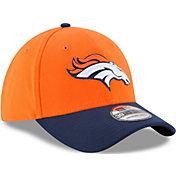 New Era Toddler Denver Broncos Junior Team Classic 39Thirty Stretch Fit Hat