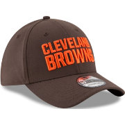 New Era Toddler Cleveland Browns Junior Team Classic 39Thirty Stretch Fit Hat