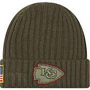 New Era Youth Kansas City Chiefs Salute to Service 2017 Knit Hat