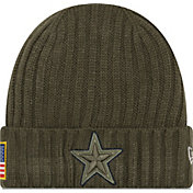 New Era Youth Dallas Cowboys Salute to Service 2017 Knit Hat