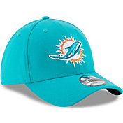 New Era Toddler Miami Dolphins Junior Team Classic 39Thirty Stretch Fit Hat