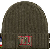 New Era Youth New York Giants Salute to Service 2017 Knit Hat