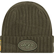 New Era Youth New York Jets Salute to Service 2017 Knit Hat