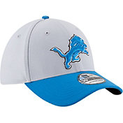 New Era Toddler Detroit Lions Junior Team Classic 39Thirty Stretch Fit Hat