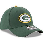 New Era Youth Green Bay Packers Junior Team Classic 39Thirty Flex Hat