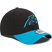 New Era Toddler Carolina Panthers Junior Team Classic 39Thirty Stretch Fit Hat