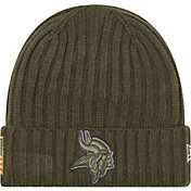 New Era Youth Minnesota Vikings Salute to Service 2017 Knit Hat