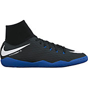 Nike Men's HypervenomX Phelon III Dynamic Fit Indoor Soccer Shoes