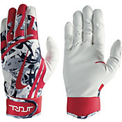 Nike Adult Trout Edge Batting Gloves 2018