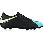 Nike Women's Hypervenom Phade III FG Soccer Cleats