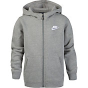 Nike Little Boys' Club Fleece Full Zip Hoodie