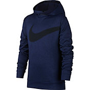 Nike Boys' Breathe Graphic Hoodie