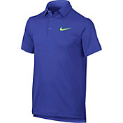Nike Boys' Court Dry Tennis Polo