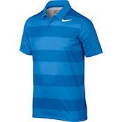 Nike Boys' Bold Stripe Golf Polo
