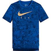 Nike Boys' Dry Lunar Fly Graphic Basketball T-Shirt