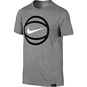 Nike Boys' Dry Ball Logo Graphic T-Shirt