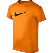 Nike Boys' Heather Legend Graphic T-Shirt