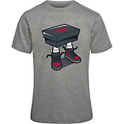 Jordan Boys' Box Head T-Shirt