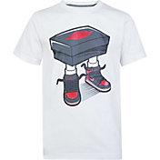 Jordan Boys' Box Head T-Shirt