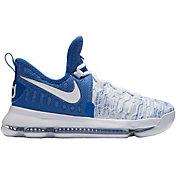 Nike Kids' Grade School Zoom KD 9 Basketball Shoes