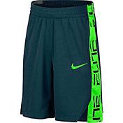Nike Boys' Dry Elite Graphic Basketball Shorts