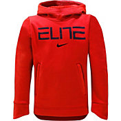 Nike Little Boys' Elite Therma Hoodie