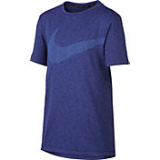 Nike Boys' Breathe Hyper Graphic T-Shirt