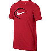 Nike Boys' Dry Football Graphic T-Shirt