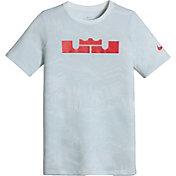 Nike Boys' Dry LeBron Pixel Graphic T-Shirt