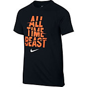 Nike Boys' Dry All Time Beast Graphic T-Shirt