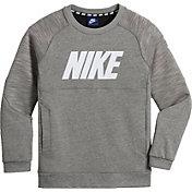 Nike Boys' Sportswear AV15 Crew Sweatshirt
