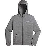 Nike Boys' Sportswear Full-Zip Hoodie