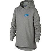 Nike Boys' Sportswear Lightweight Hooded Pullover