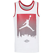 Jordan Boys' Skyline Sleeveless Shirt