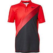 Nike Boys' Dry Print Golf Polo