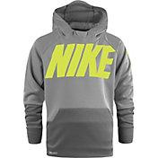 Nike Little Boys' Therma Hoodie